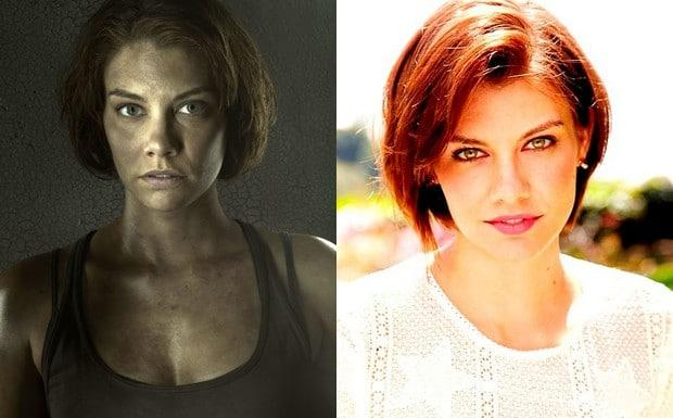 Gata da vez: Lauren Cohan (Maggie do The Walking Dead)