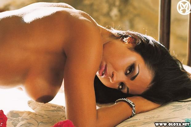 Gracyanne Barbosa nua na Playboy