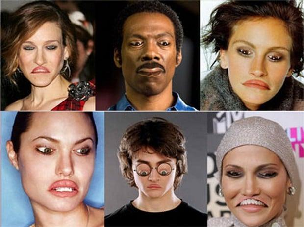 fatos imbecis de celebridades