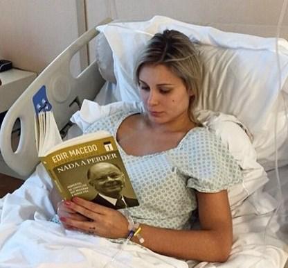 esposa em coma