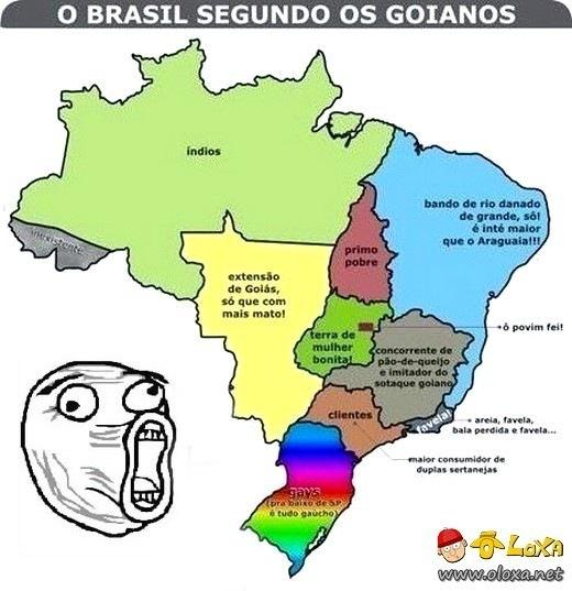 brasil segundo goianos loxa
