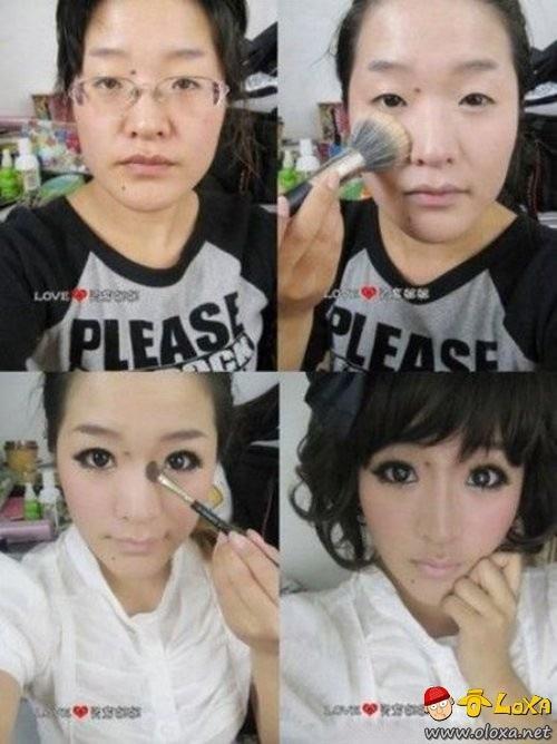 poder maquiagem