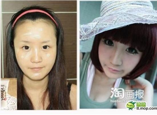 antes e depois da maquiagem (11)