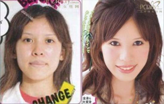 antes e depois da maquiagem (13)