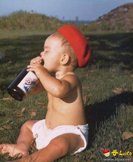 crianças que bebem (5)