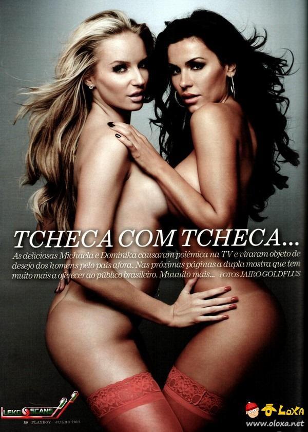 Playboy Tchecas Brasil