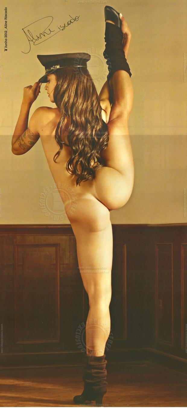 Aline Riscado Playboy playboy de junho - aline riscado - o loxa