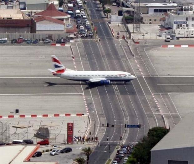 Aeroporto Internacional de Gibraltar