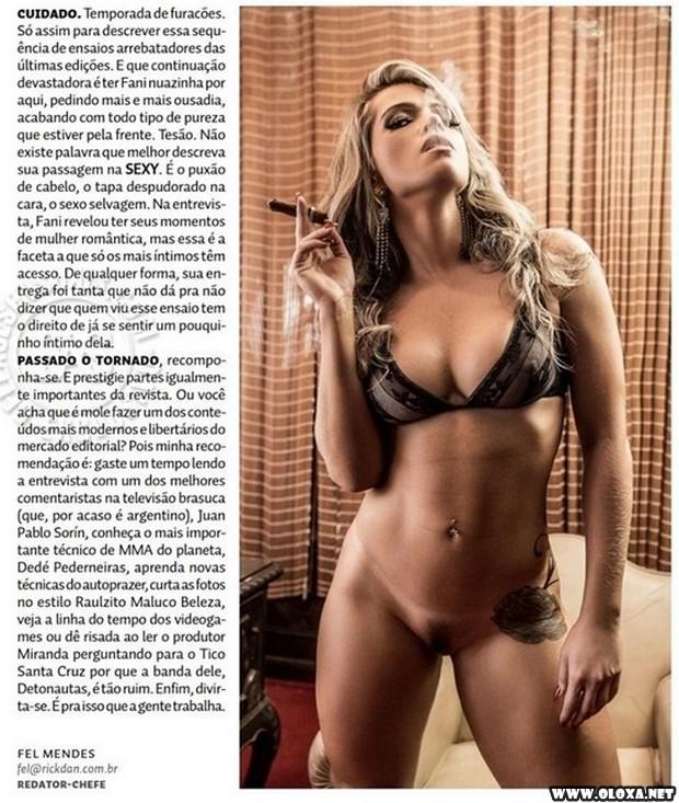 Sexy de Maio - Fani Pacheco (BBB)