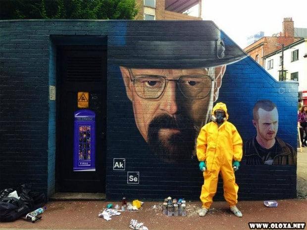 Os melhores grafites de Breaking Bad 52