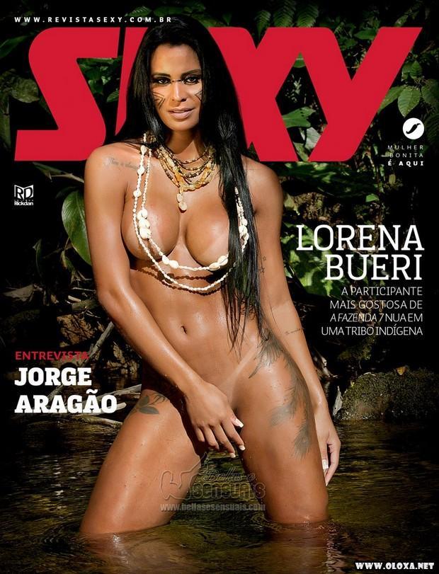 Sexy de Fevereiro - Lorena Bueri