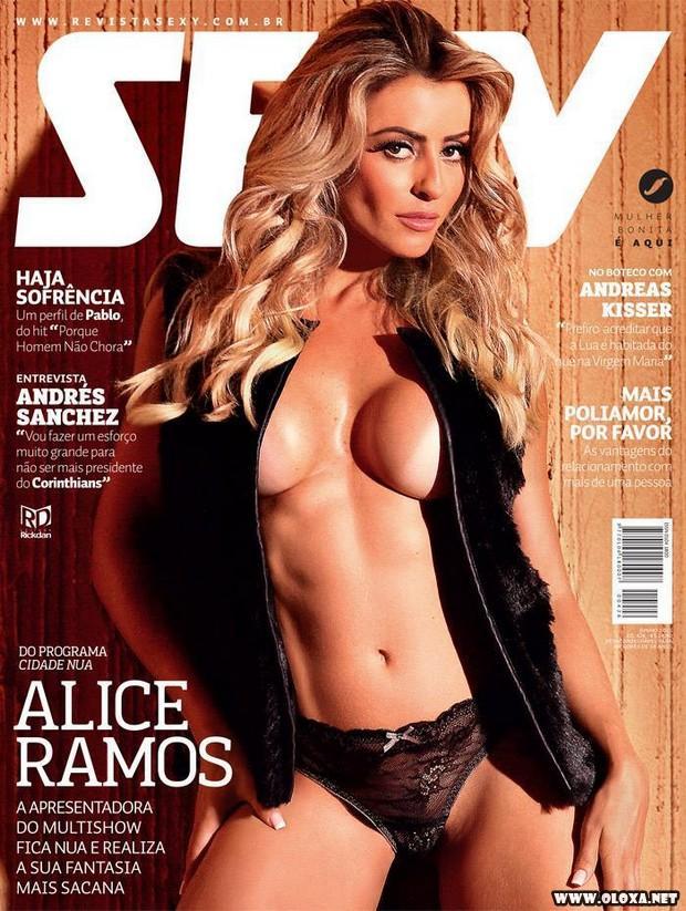 Sexy de Junho - Alice Ramos