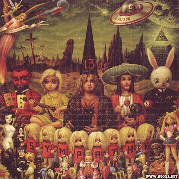 LSD em cartela