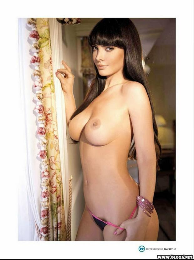 Leia Freitas pelada na Playboy do México 22