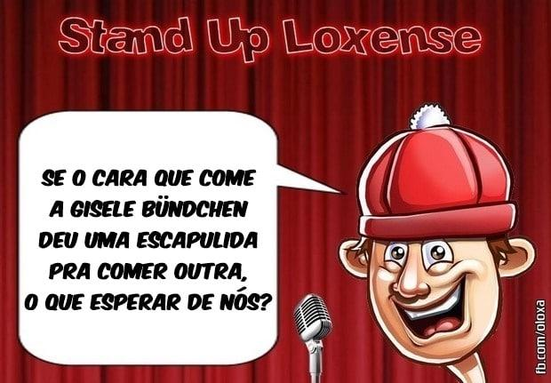 stand up loxense