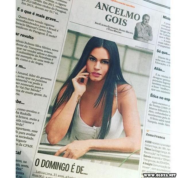 As melhores fotos da Leticia Lima - A Funkeira Alisson de A Regra do Jogo