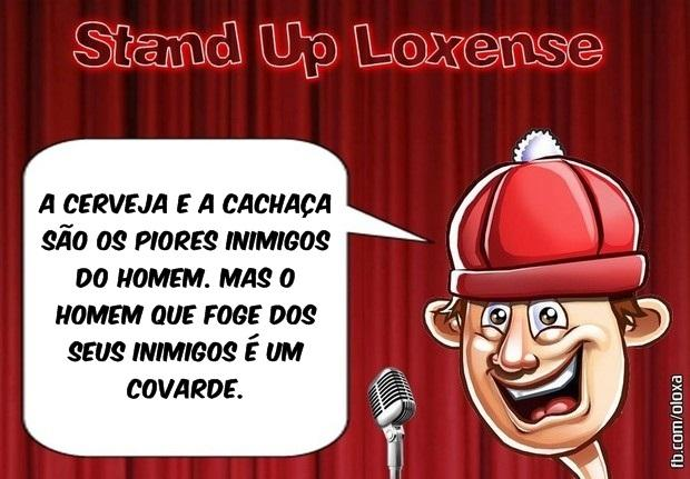 Stand Up Loxense #10