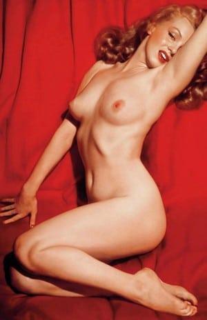 Marilyn Monroe nua na Playboy
