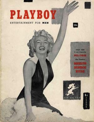Revista Playboy Marilyn Monroe