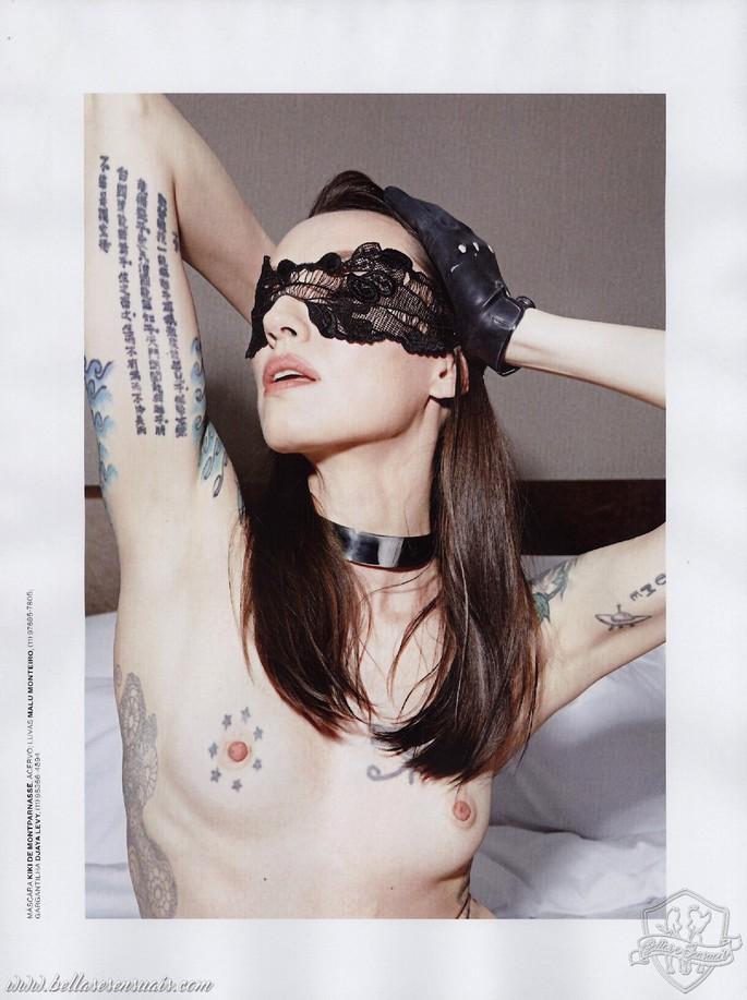 Marina Dias Nua na Playboy de Junho  Julho 2016 (22)