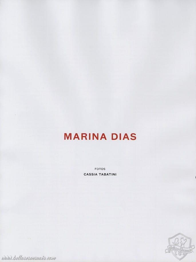 Marina Dias Nua na Playboy de Junho  Julho 2016 (3)