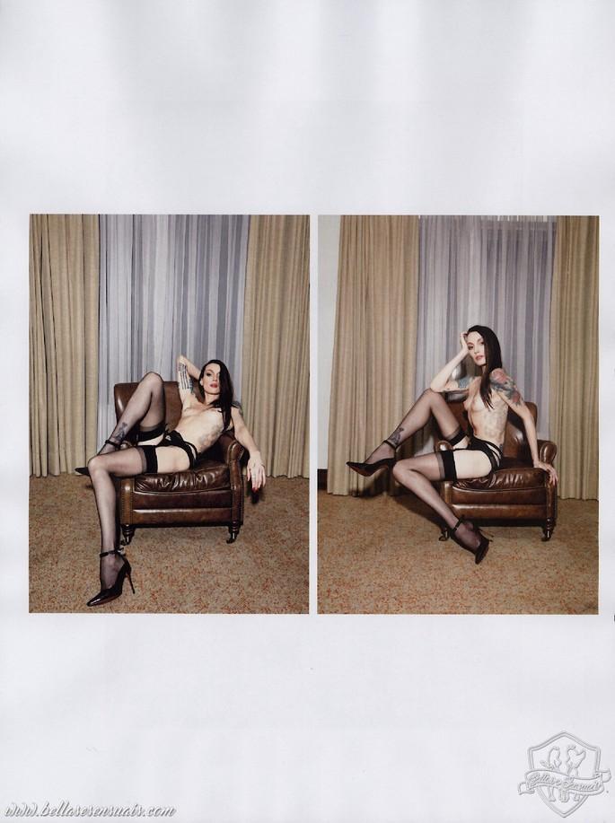 Marina Dias Nua na Playboy de Junho  Julho 2016 (9)