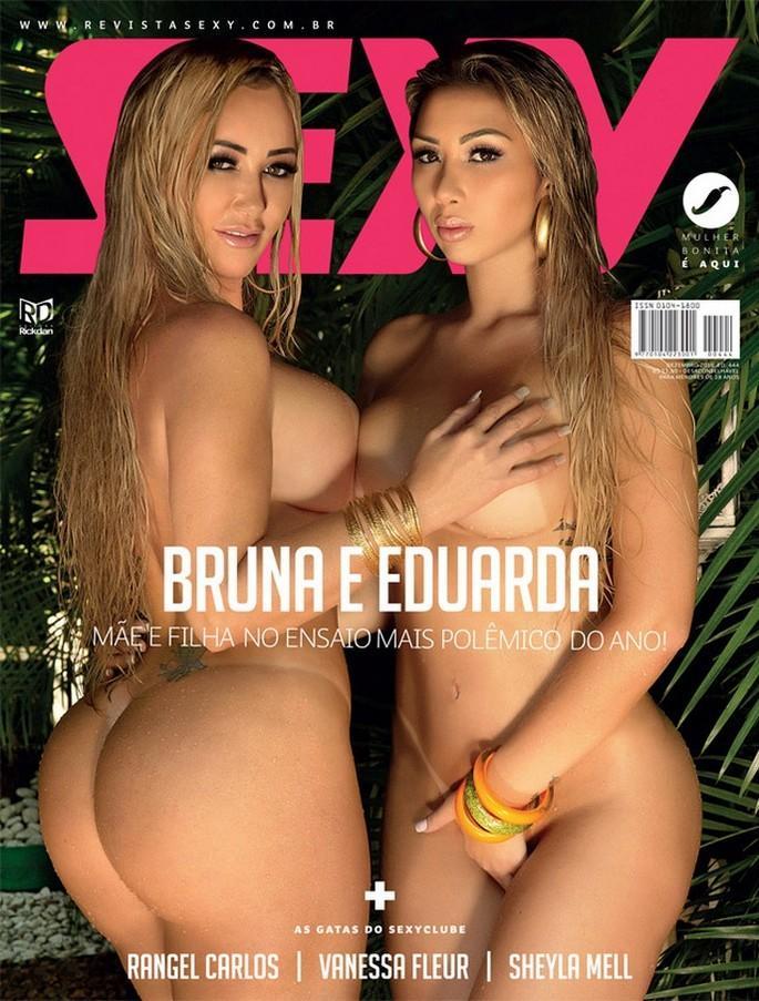 As 10 melhores capas da revista Sexy