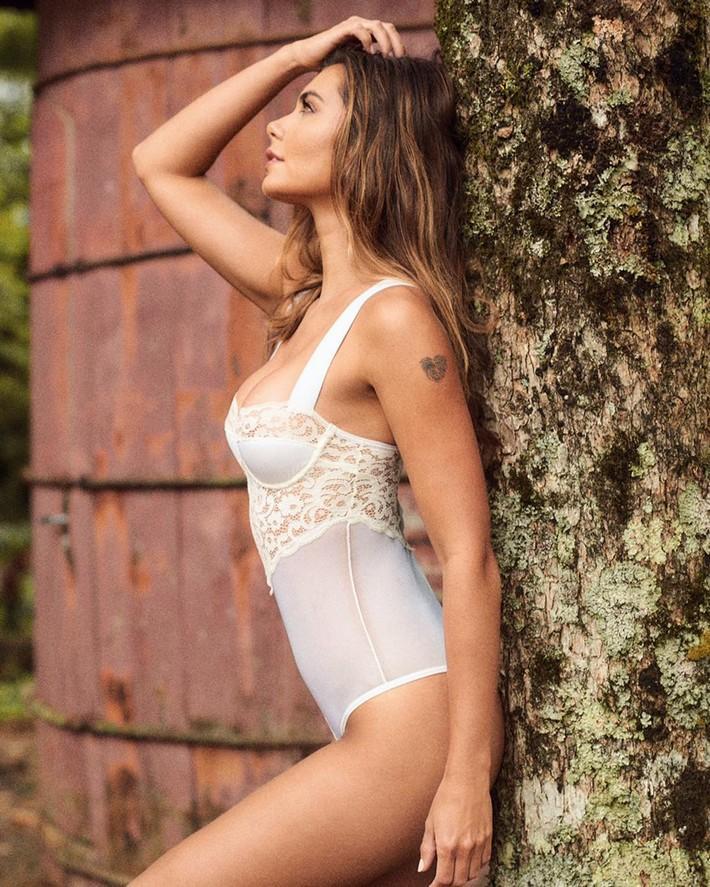 Fotos Leticia Datena nua na Playboy