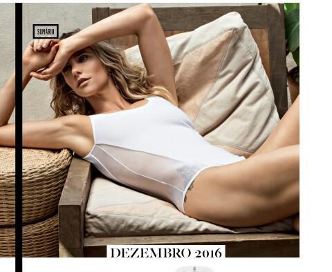 Fernanda Lima semi nua em um ensaio sensual pra revista VIP 8