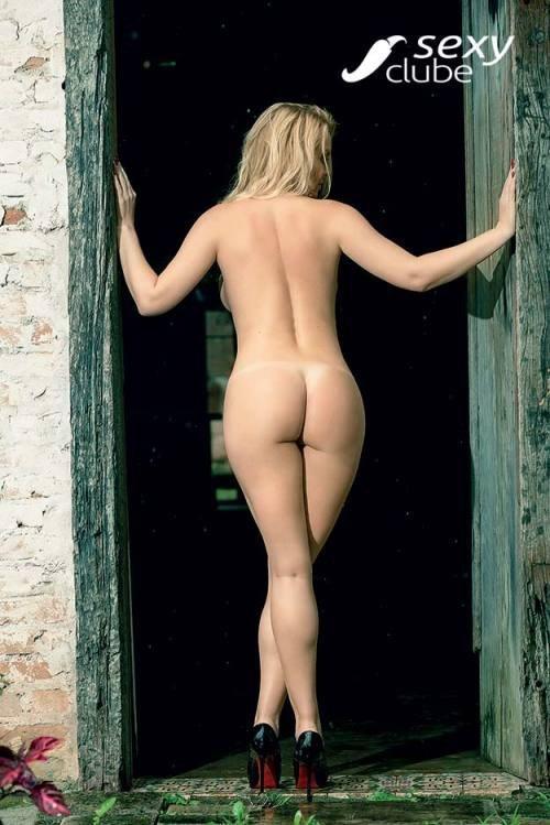 Laura Karasczuk nua na revista da sexy especial - Ex de Dirceu 80