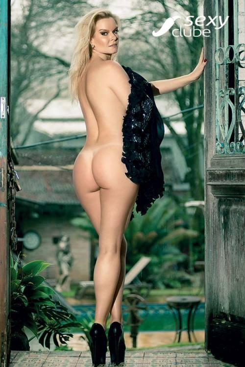 Laura Karasczuk nua na revista da sexy especial - Ex de Dirceu 79