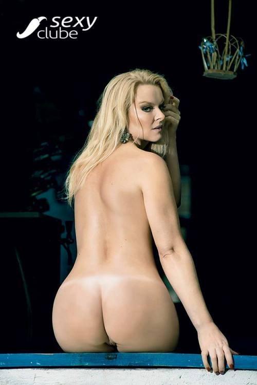 Laura Karasczuk nua na revista da sexy especial - Ex de Dirceu 78