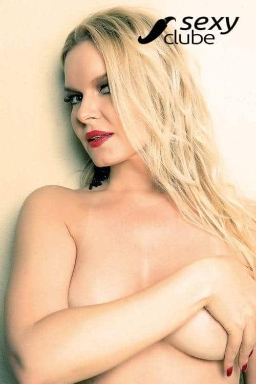 Laura Karasczuk nua na revista da sexy especial - Ex de Dirceu 56