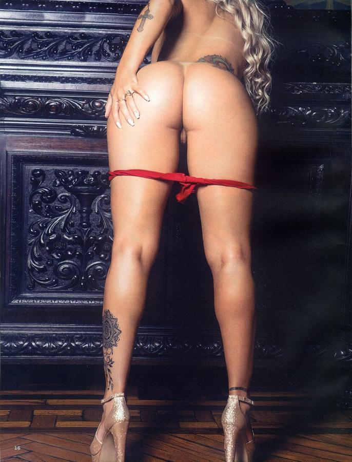 Vanessa Perez e Luanda Fraga nuas na Revista Sexy - Janeiro 49