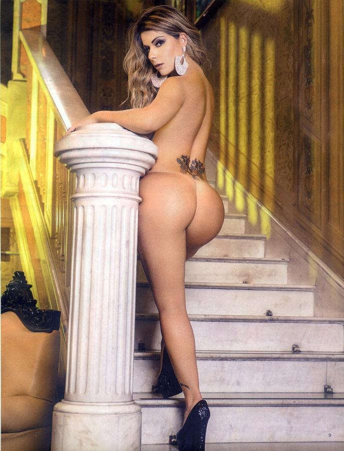 Vanessa Perez e Luanda Fraga nuas na Revista Sexy - Janeiro 55