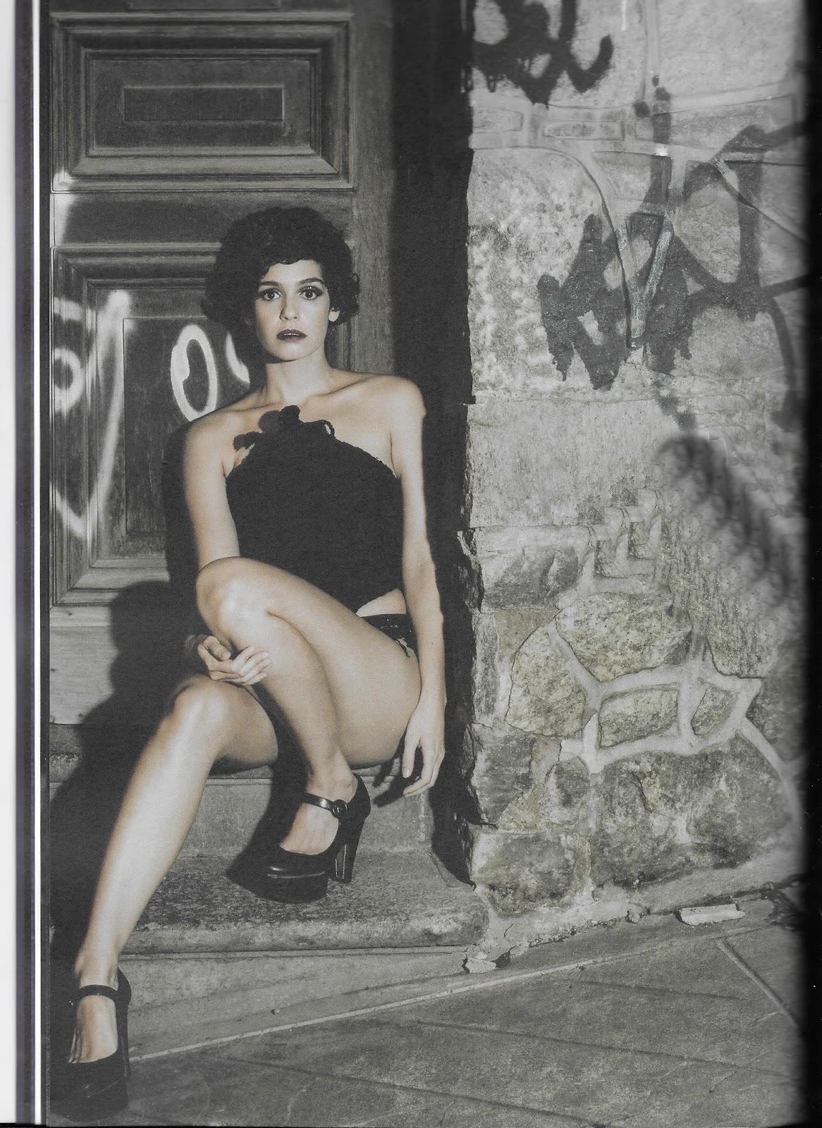 Maria Flor nua na Revista #3 oloxa maria9