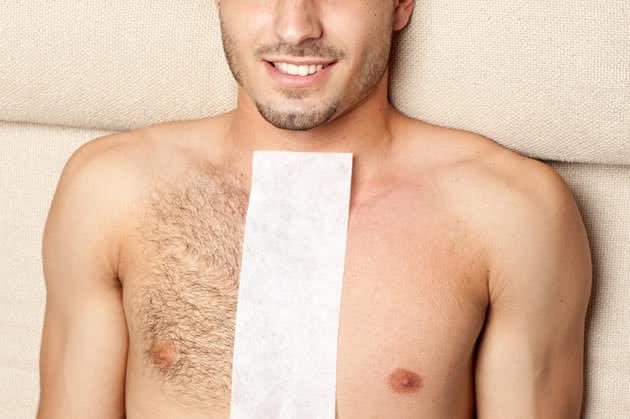 Lugares que os homens deve depilar ou pelo menos aparar