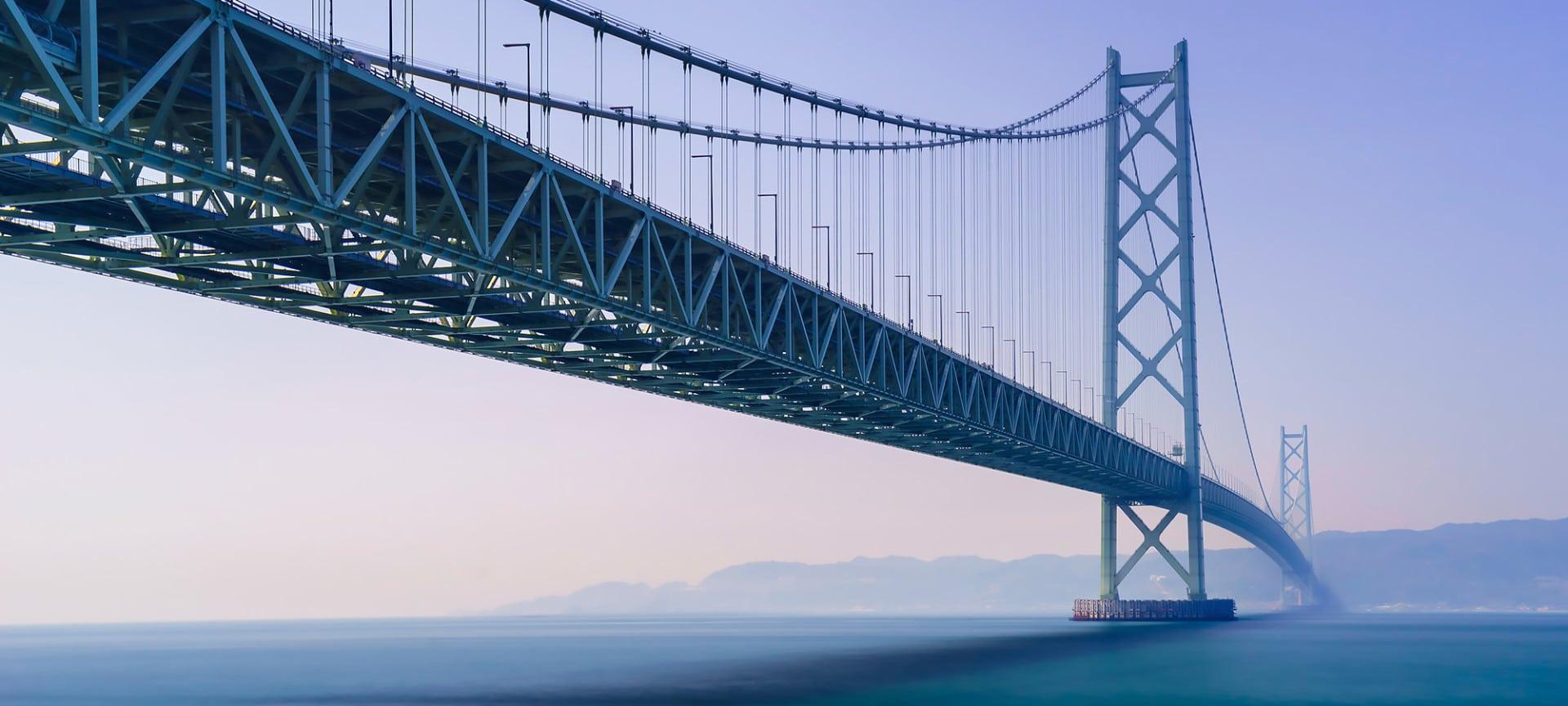 Conheça as pontes mais cumpridas do mundo