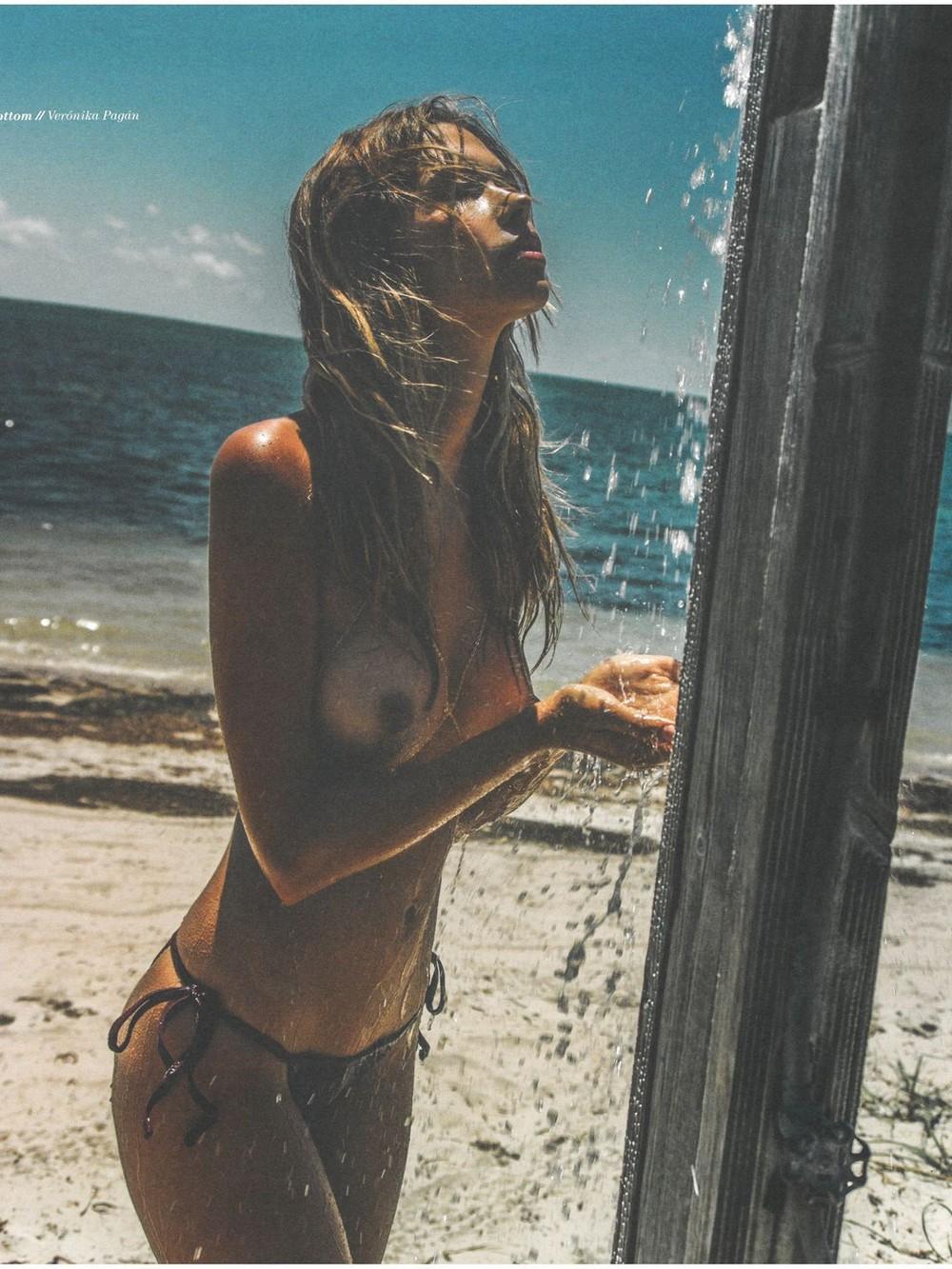 Sandra Kubicka em um ensaio fotográfico sensual 22