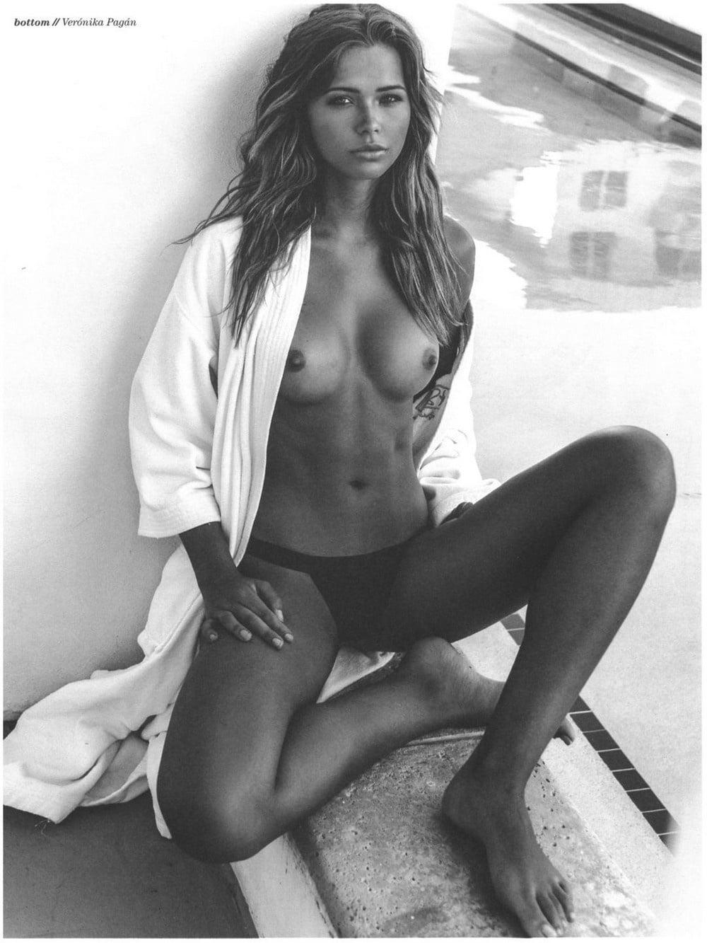 Sandra Kubicka em um ensaio fotográfico sensual 16