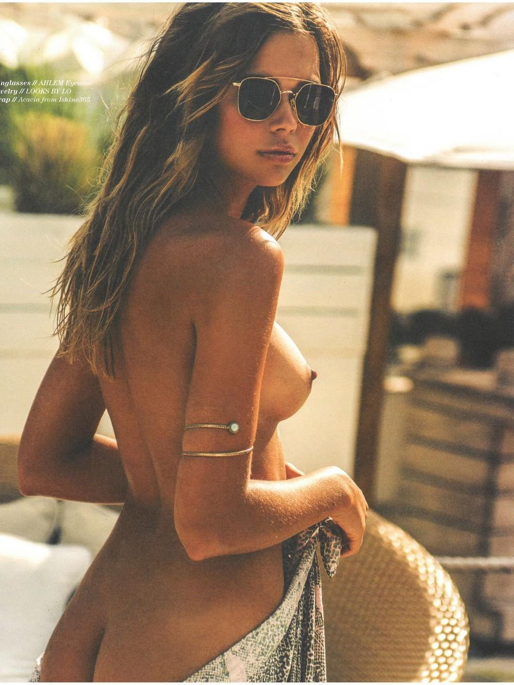 Sandra Kubicka em um ensaio fotográfico sensual 19