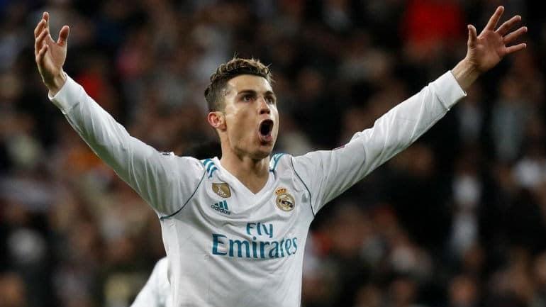 Melhores montagens do Cristiano Ronaldo e seu filho