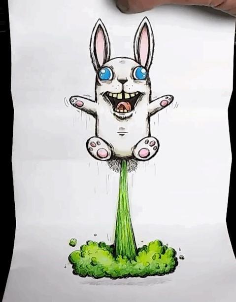 Ilustrações que escondem surpresas inesperadas