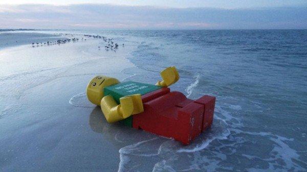 Coisas bizarras encontradas em praias que você não sabia 7