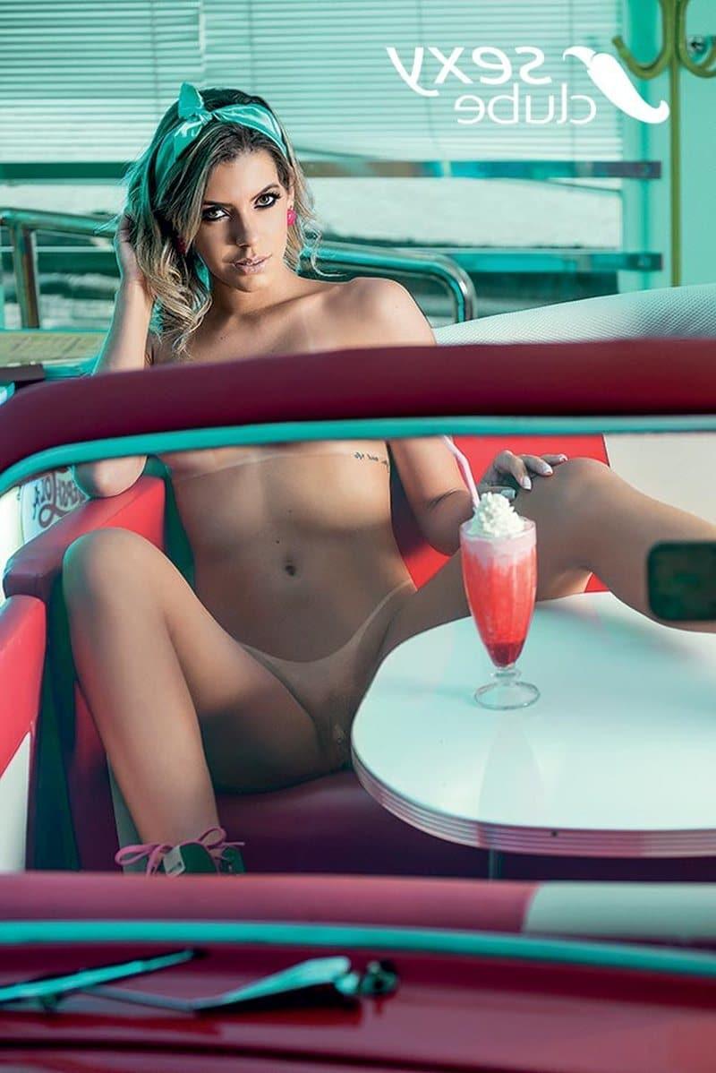 Thalita Fontenelly nua na Sexy de setembro oloxa Thalita Fontenelly 15