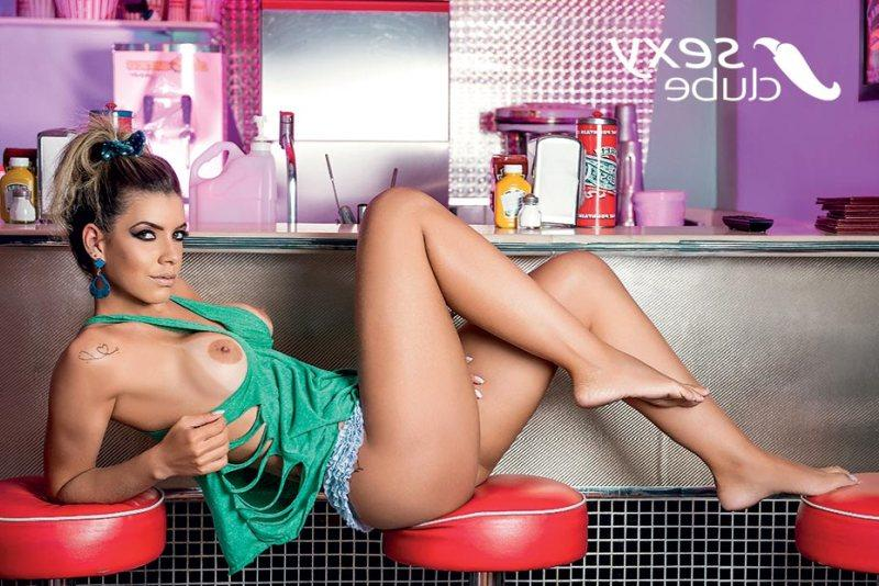 Thalita Fontenelly nua na Sexy de setembro oloxa Thalita Fontenelly 18