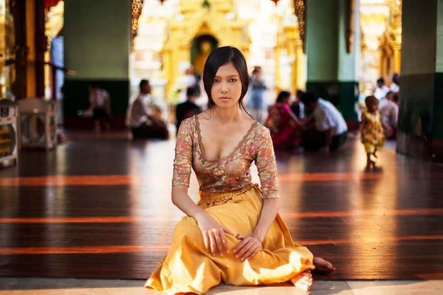 Veja a beleza das mulheres de cada país ao redor do mundo 16