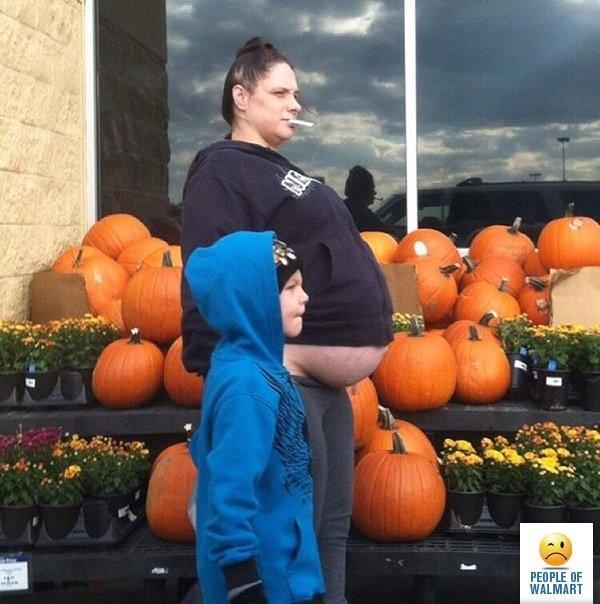 Clientes bizarros do Walmart pelo mundo Clientes bizarros do Walmart pelo mundo 14