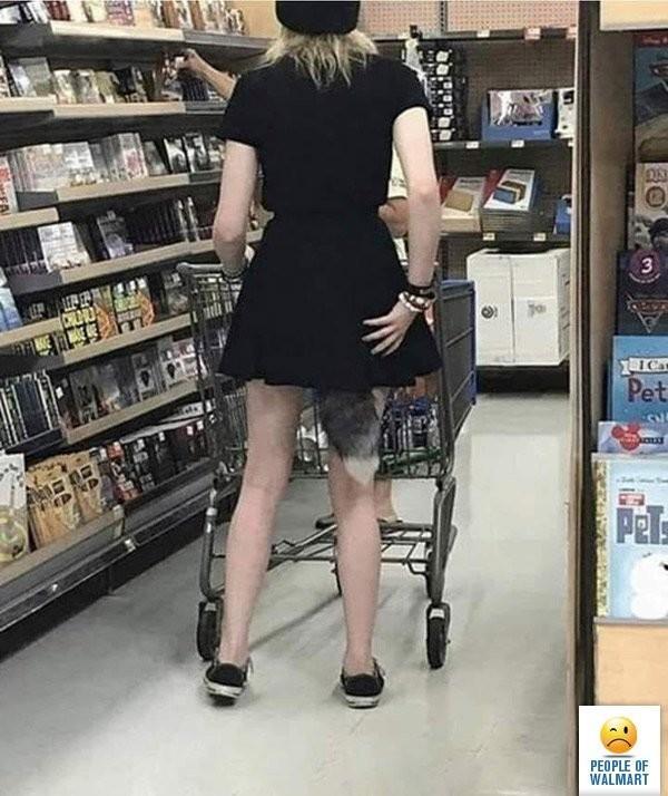 Clientes bizarros do Walmart pelo mundo Clientes bizarros do Walmart pelo mundo 18