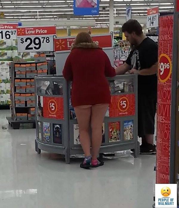 Clientes bizarros do Walmart pelo mundo Clientes bizarros do Walmart pelo mundo 4